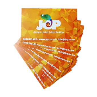 JOP Business Cards